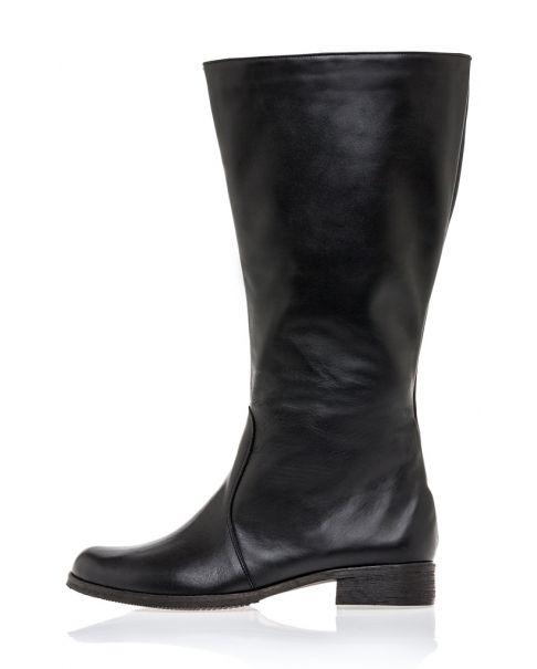 Csizma Z323 széles borjú cipő