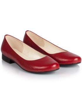 Ballerinas C507 red