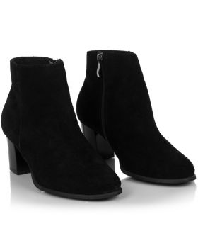 Booties B101 black wide