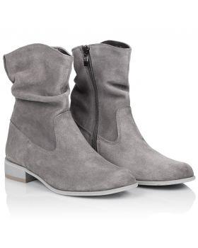 Booties B399 grey