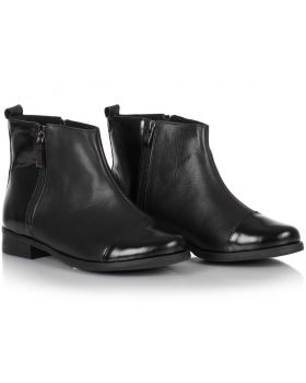 Booties B440 black wide