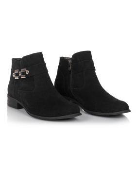 Booties B452 black