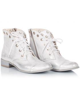 Booties B453 white
