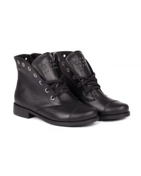 Booties B453DZ black