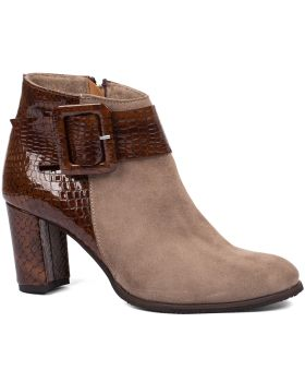 Boots B479 beige volle
