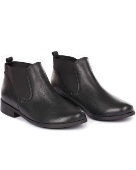 Schwarz boots B715 volle