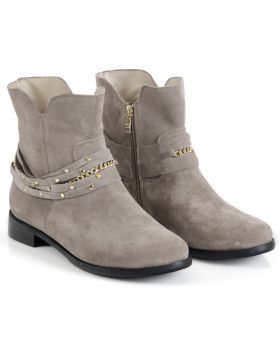 Boots B717 beige volle