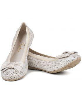 Ballerinas C499 silver