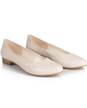 Ballerinas C507 beige wide