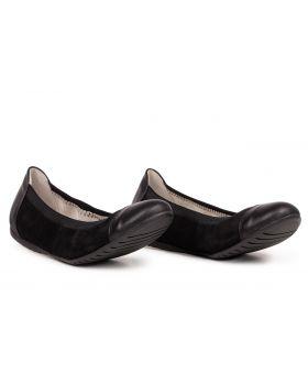 Ballerinas C615W schwarz
