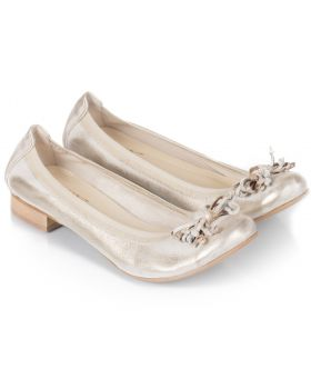 Ballerinas C698 gold