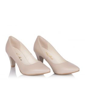 Pumps C802 beige