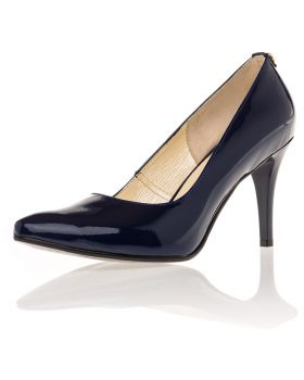 Pumps 806 schwarz lacquered