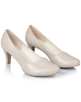 Pumps C810 beige volle