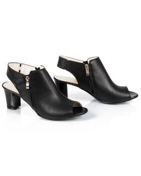 Sandály L038 černá