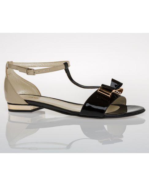Sandály s lukem L129