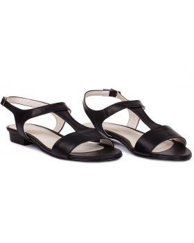 Sandałki L255 czarne