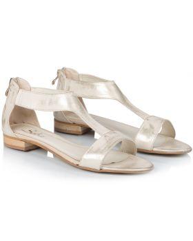 Sandałki L329 szerokie