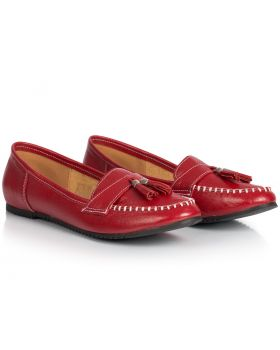 Moccasins M400 red