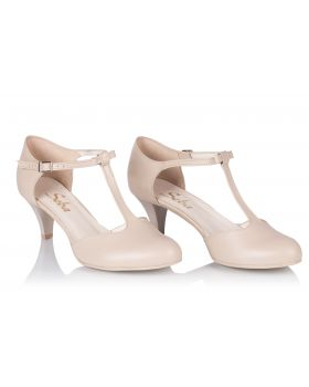 Pumps W441 beige volle