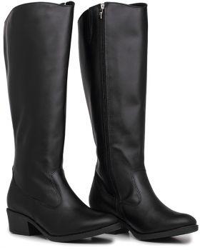 Csizma Z567 széles borjú cipő