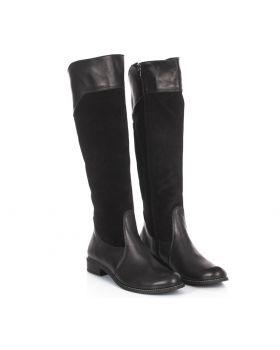 Black boots Z155